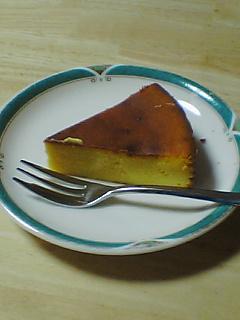 かぼちゃ パンプキン チーズケーキ
